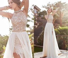Lace Prom Dress, Bea..