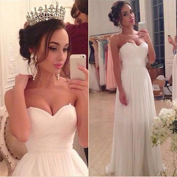 Charming Prom Dress,Sweetheart Prom Dress,A-Line Prom Dress,Chiffon Prom Dress,Brief Evening Dress